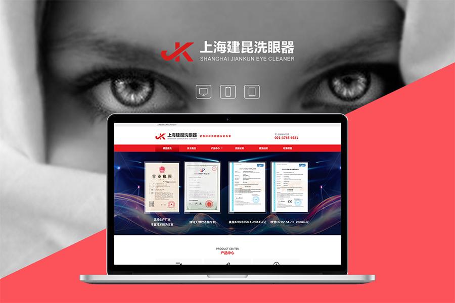 上海知名的网站建设公司制作网站分为哪几种的类型?