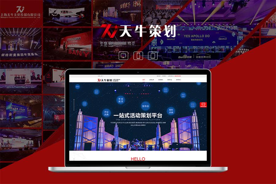 上海网站开发公司建站必须考虑各种情况